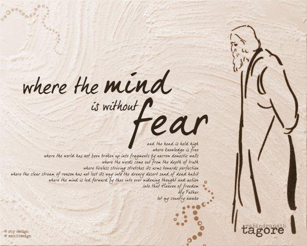 rabindranath tagore story poem